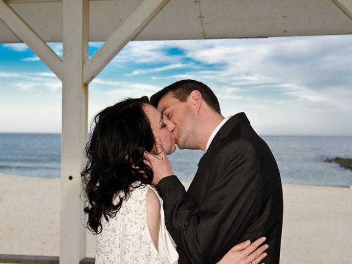 Tmx 1389751163426 The Kiss Leta And Rober Point Pleasant Beach, NJ wedding officiant