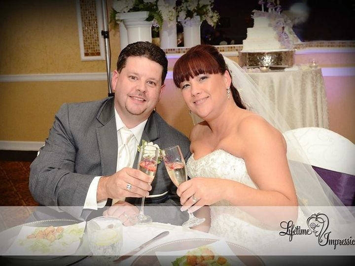 Tmx 1389751401445 Linda And Todd They Sent M Point Pleasant Beach, NJ wedding officiant