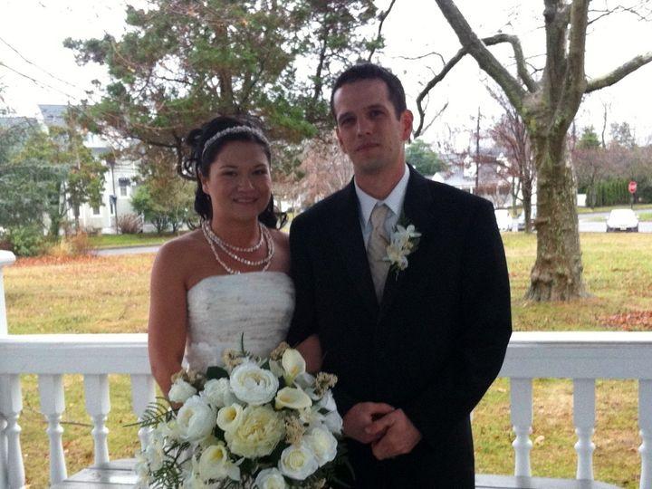 Tmx 1389915498790 Ashley  Timothy Elope Spring Lake Gazeb Point Pleasant Beach, NJ wedding officiant