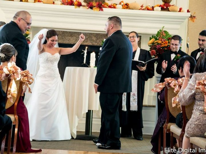 Tmx 1415822255929 Me Erica And Bill Eagle Oaks Point Pleasant Beach, NJ wedding officiant