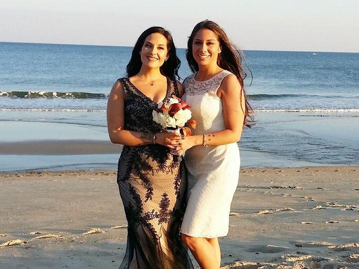 Tmx 1486949142175 Samesex Elopement Asbury Point Pleasant Beach, NJ wedding officiant