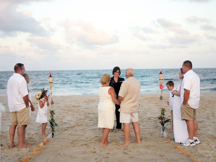 Tmx Me At Seaside Ceremony 51 415991 Point Pleasant Beach, NJ wedding officiant