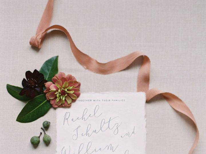 Tmx Pink Champagne Paper Query Events Stephanie Brazzle 51 685991 158524140647809 Grapevine, TX wedding invitation