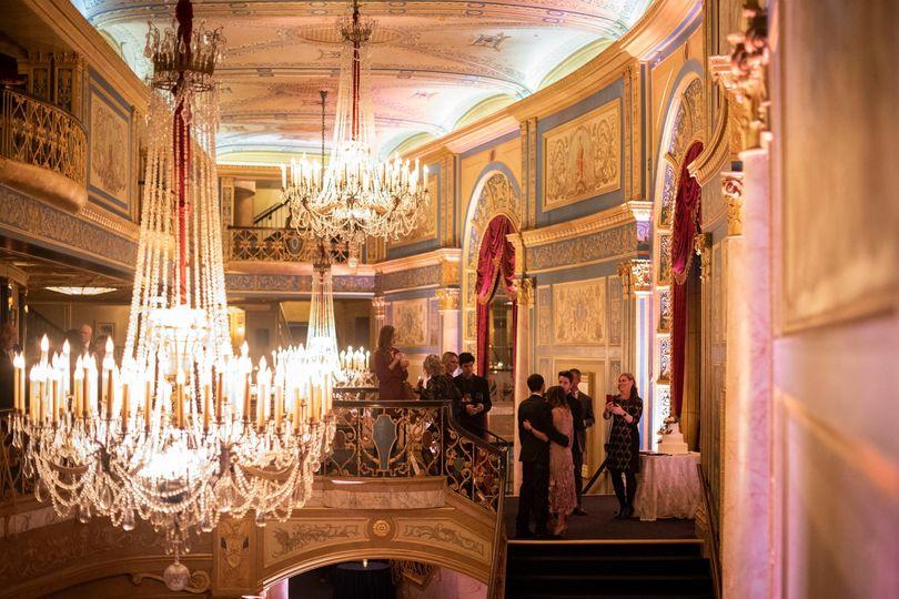 Grand Lobby Wedding
