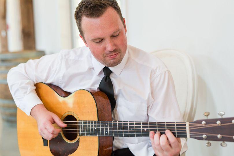 Brice Hursey - Solo Guitarist