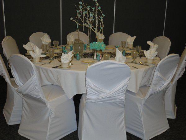 Tmx 1328220844625 SwagBackChairCovers002 North Tonawanda wedding rental