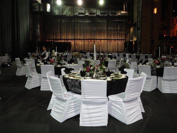 Tmx 1328222372564 SheasRougeChairCovers004 North Tonawanda wedding rental