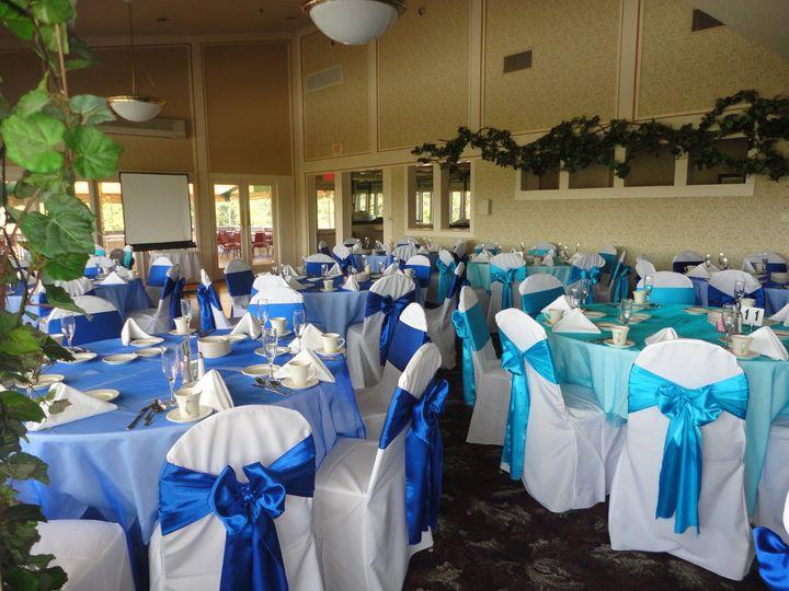 Tmx 1364243646016 Aquabkueandroyalblue003 North Tonawanda wedding rental