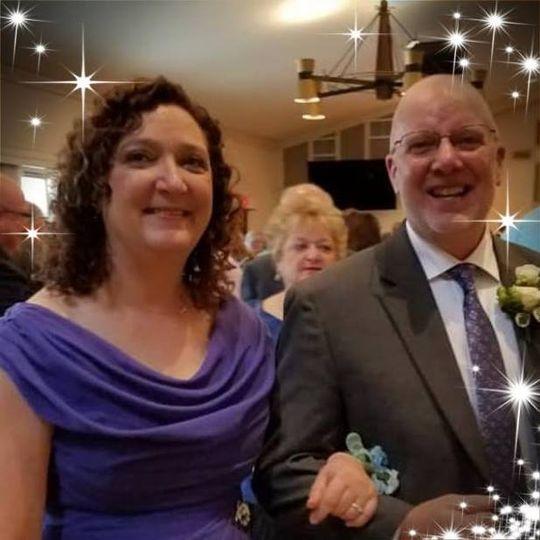 Congrats mom and dad