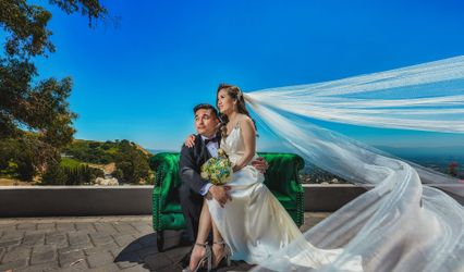 The wedding of Uyen and Shaun