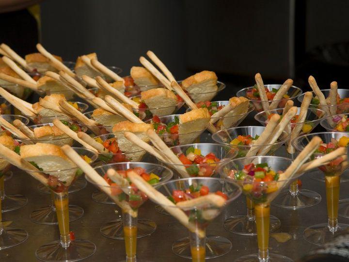 Tmx 1345576677055 HudsonGardensWeddingShow22608002 Englewood, CO wedding catering