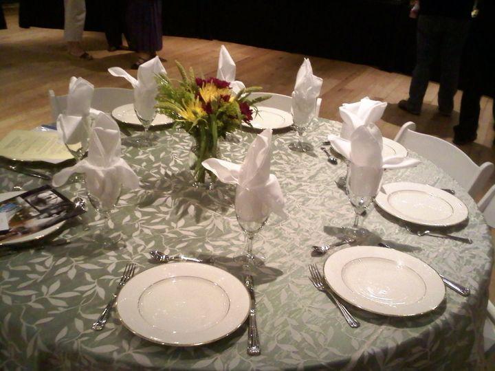 Tmx 1345576910585 HudsonGardensWeddingShow22608015 Englewood, CO wedding catering