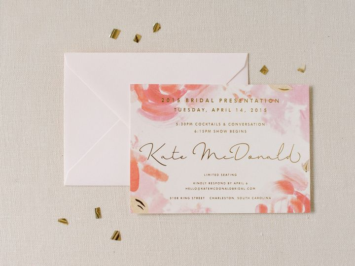 Tmx Saseink Paper 49 51 1288991 158775127449597 Charleston, SC wedding invitation