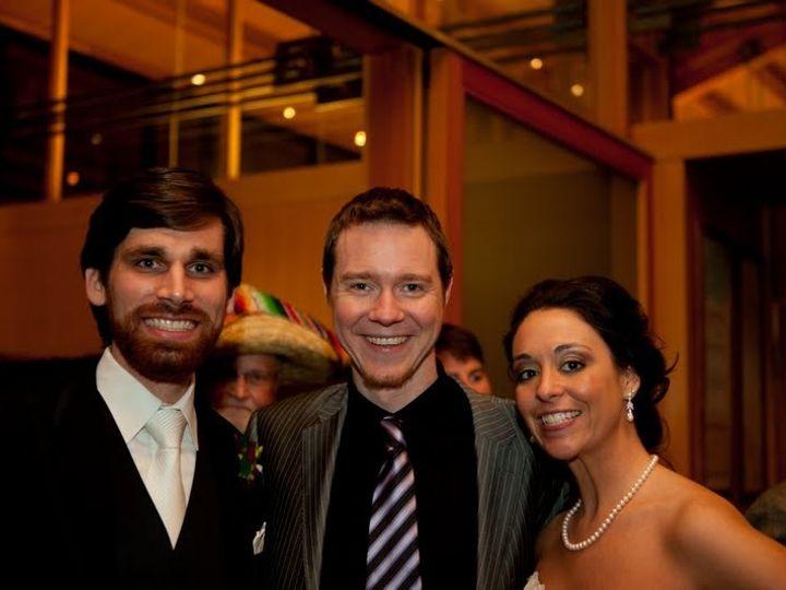 Tmx 1436377148298 Dj Jonathan Simpson With Jillian And Alan Sweet Cordova, TN wedding dj