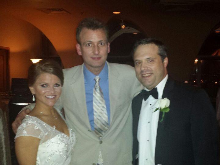 Tmx 1436377199531 Randel With Chris And Amber Glenn 3.21.15 Cordova, TN wedding dj