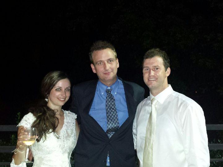 Tmx 1436377284757 Dj Randel Locke With Anna  Daniel Hamilton Cordova, TN wedding dj