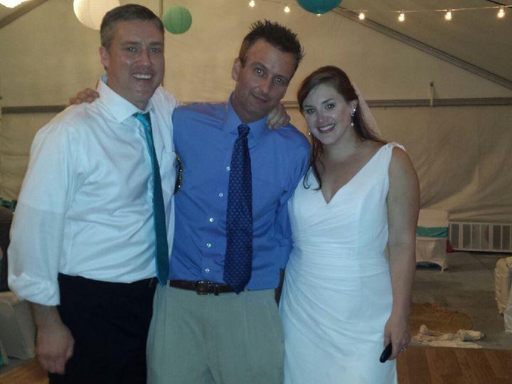 Tmx 1436377314758 Randel Locke With Jessica  Kevin Porter 6.13.15 Cordova, TN wedding dj