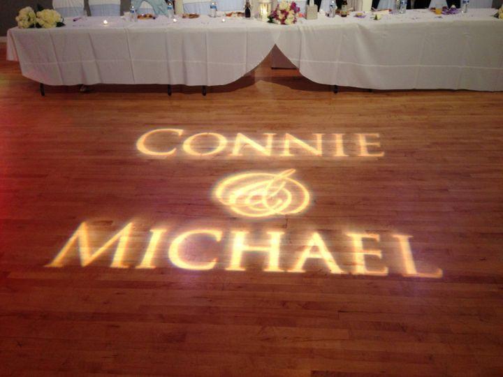 Tmx 1448316494052 Connie  Michael Lam Gobo 7.4.15 Cordova, TN wedding dj