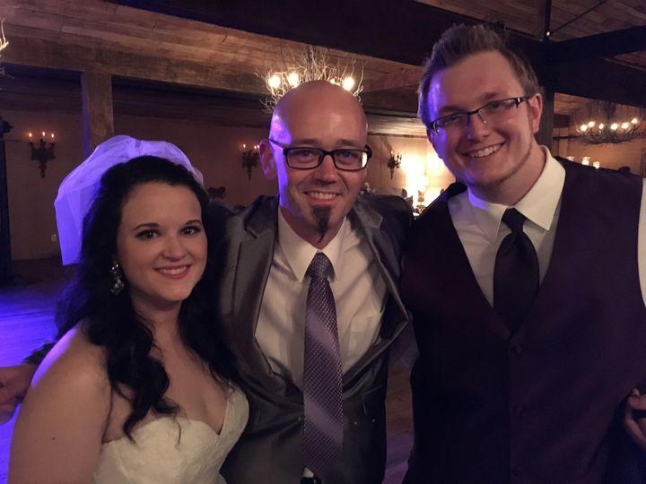 Tmx 1448316781758 Jimmy With Jessie And Rob Greenwald 10.31.15 Cordova, TN wedding dj