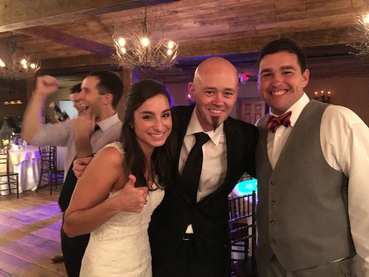 Tmx 1449694098728 Jimmy With Jennifer And Matt Wiles 10.23.15 Cordova, TN wedding dj