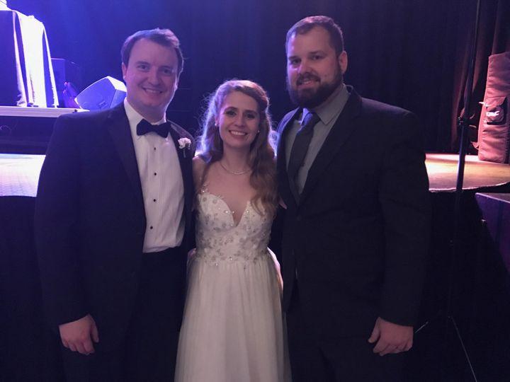 Tmx 1507838747947 Blake With Megan Loria 7.1.17 Cordova, TN wedding dj