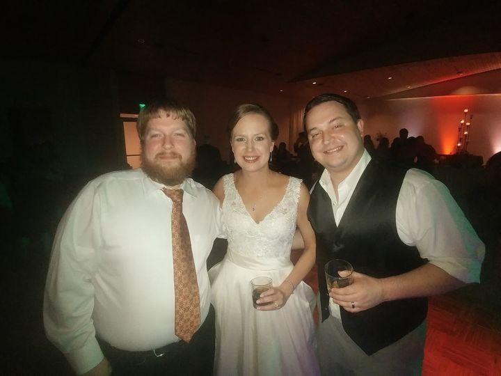 Tmx 1507838767898 Dalton With Kenny Locke 9.9.17 Cordova, TN wedding dj