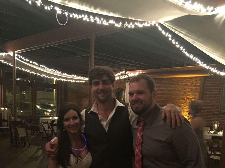Tmx 1525324809 962466b4cfcd5445 1449693974361 Blake With Jamie And Jackson Sims 10.24.15 Cordova, TN wedding dj