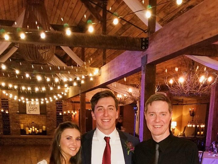 Tmx Dj Jonathan Simpson With Kelsey Peyton Culbertson At Heartwood Hall 11 16 19 Weddingdjmemphis Memphisweddings Deepbluentertainment 51 89991 157409848898423 Cordova, TN wedding dj