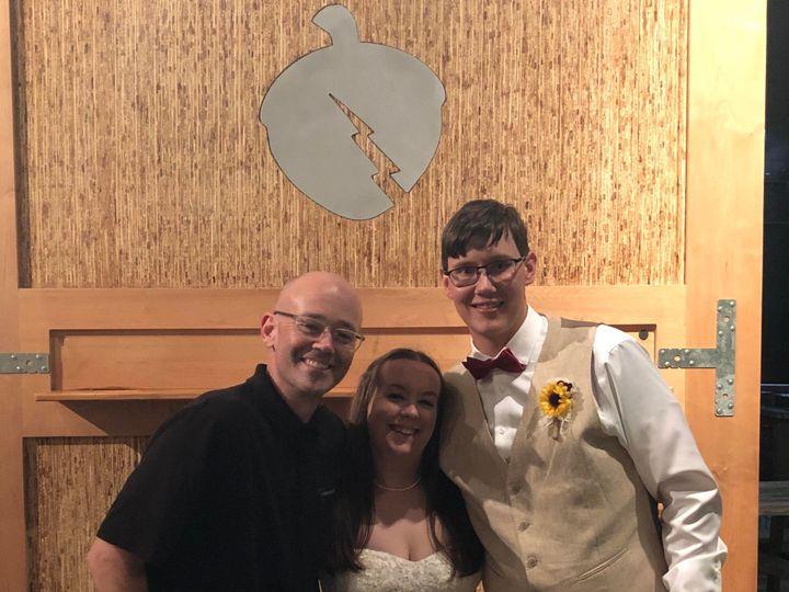 Tmx Jimmy With Audrey Kenny Bishop At Wiseacre Brewing 10 20 19 Weddingdjmemphis Memphisweddings Deepbluentertainment 51 89991 157384505756789 Cordova, TN wedding dj