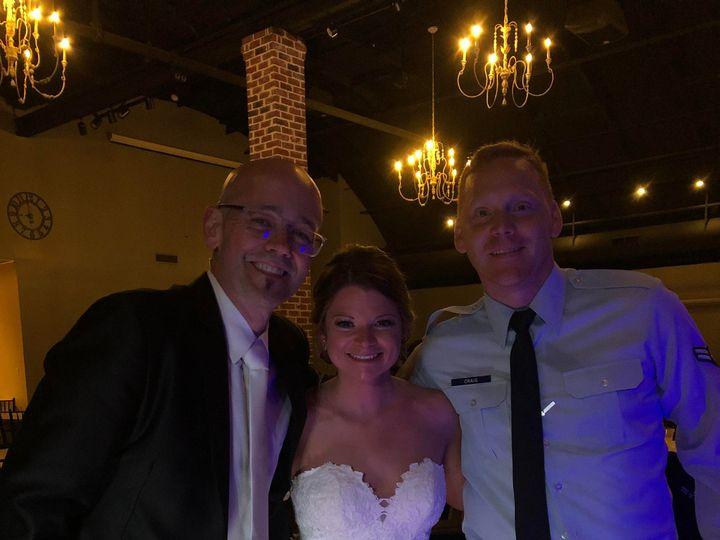 Tmx Jimmy With Kellye Airman Joseph Craig At The Quonset 10 12 19 Weddingdjmemphis Deepbluentertainment 51 89991 1571768843 Cordova, TN wedding dj