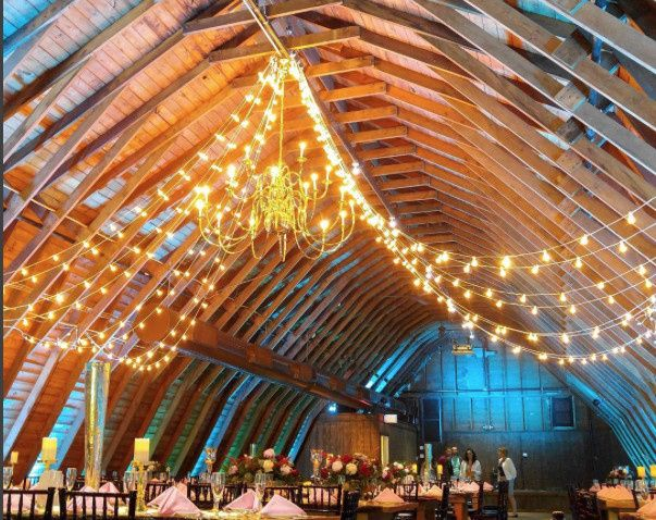 Tmx 1499964663757 String Light Tent Look Easton, Pennsylvania wedding eventproduction