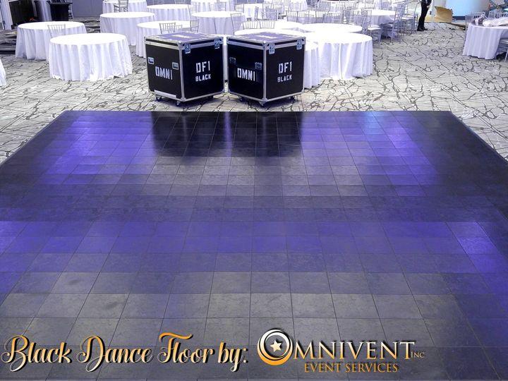 Tmx 2018 Black Dance Floor 51 420002 161832922879920 Easton, PA wedding eventproduction