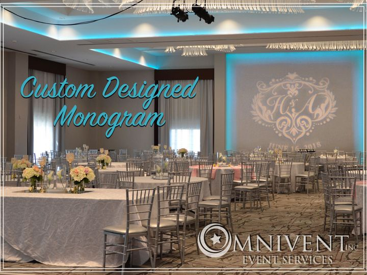 Tmx Custom Monogram 51 420002 Easton, Pennsylvania wedding eventproduction