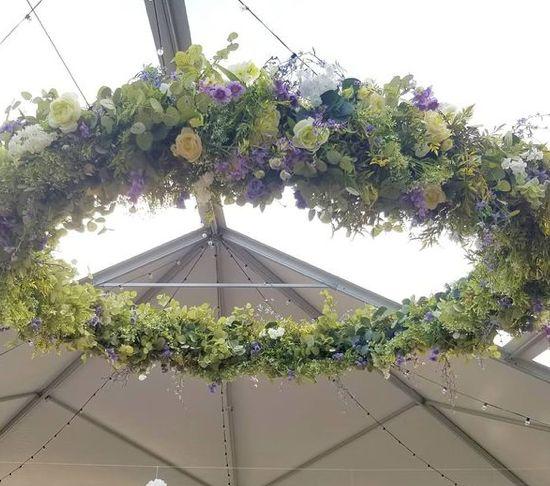 Tmx Lavendar Hoop 51 420002 161832887567362 Easton, PA wedding eventproduction