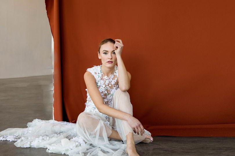 Indie Brides Magazine Shoot