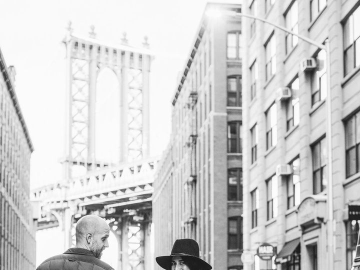 Tmx 1481600977141 Brittanyjesseengagementbw 21 Brooklyn, NY wedding photography