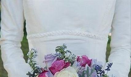 violamalva flowers decoration