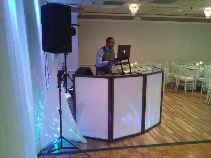 Tmx 1476494892780 Setup At Shilpas Wedding Richmond, VA wedding dj