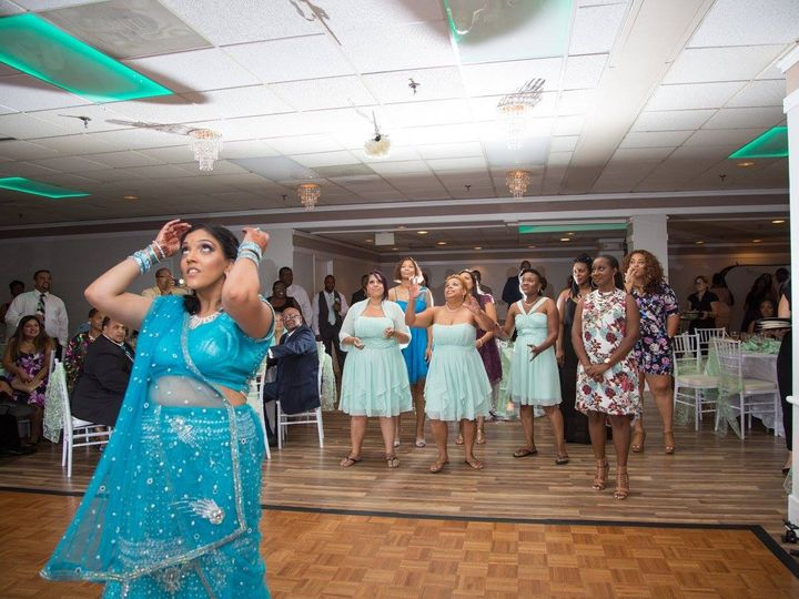 Tmx 1476494947336 Shilpa Boquet Toss Richmond, VA wedding dj