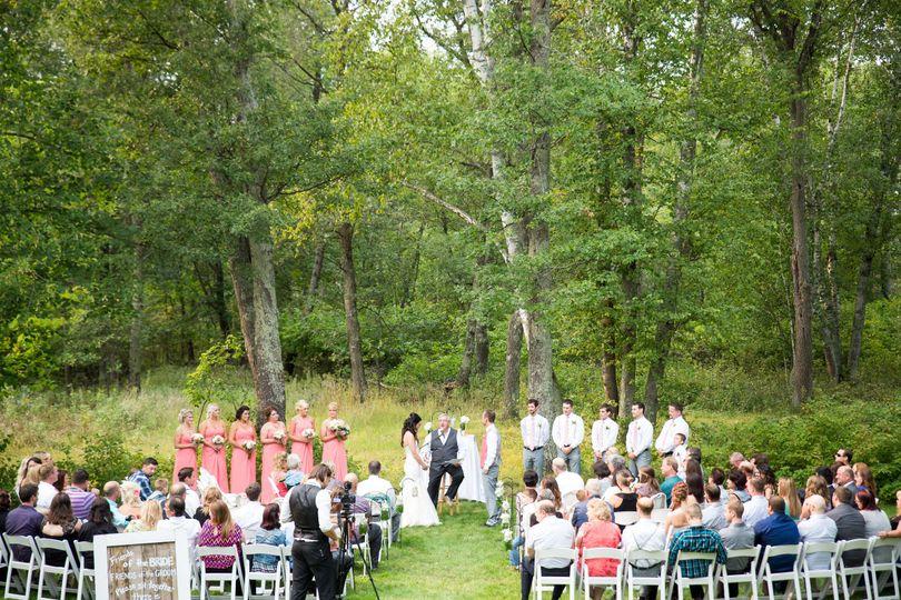 Whitefish Lodge ceremony
