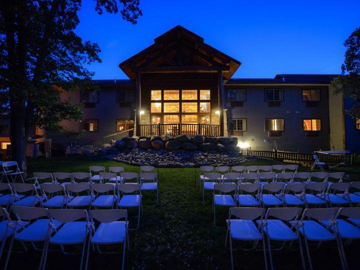 Tmx 1457379159725 803jennifer Chrishirescolor Crosslake, MN wedding venue