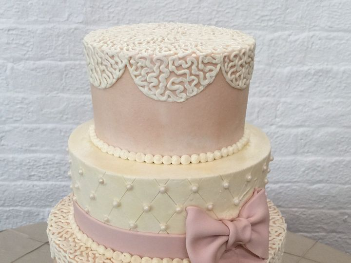 Tmx 1455197027079 Champagne Cake Winchester, District Of Columbia wedding cake