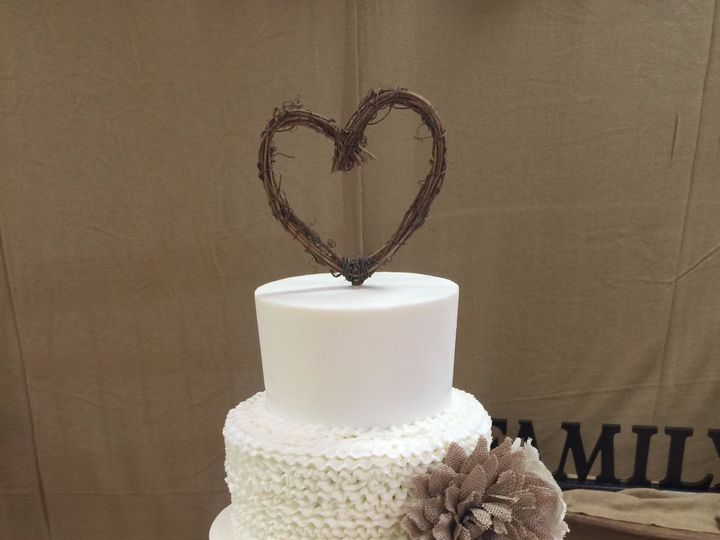 Tmx Country Ruffles 51 524002 1569788272 Winchester, District Of Columbia wedding cake