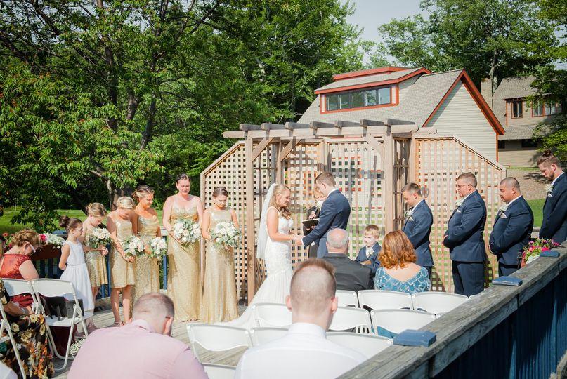 Deck Ceremony