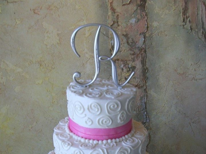 Tmx 1416347643657 Ashleys Whimsey Pink 1 Destin, FL wedding cake