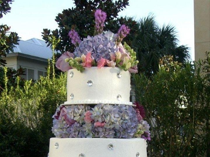 Tmx 1416347663131 Crystal Galore 4 Destin, FL wedding cake
