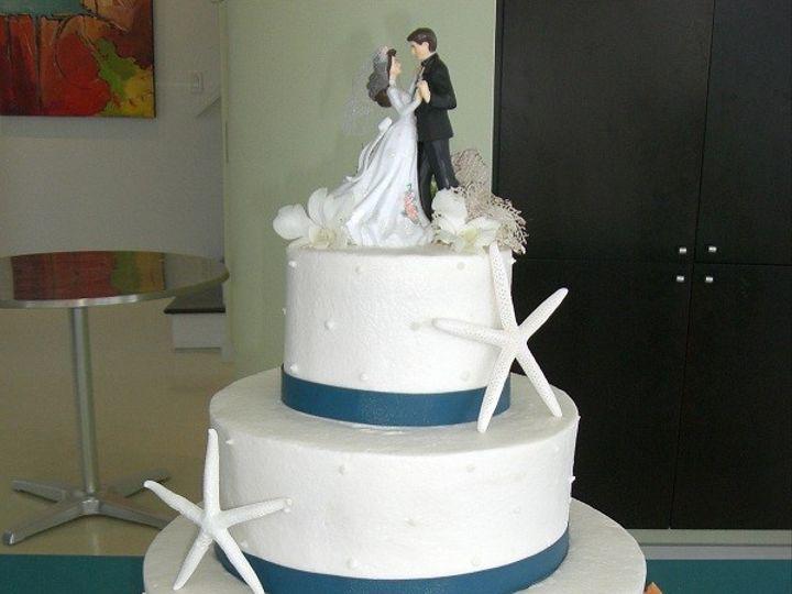 Tmx 1416347703066 Marinas Starfish Wonder 2.1 Destin, FL wedding cake