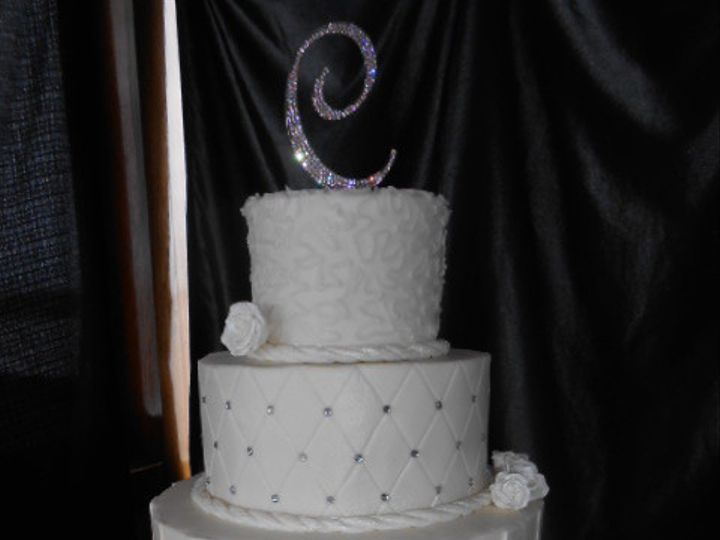 Tmx 1416348534435 Dscn1770 Destin, FL wedding cake