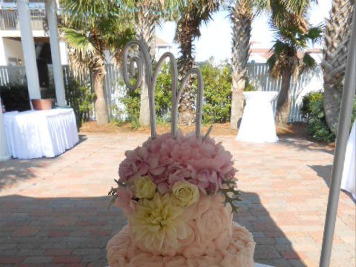 Tmx 1416348537249 Dscn1552 Destin, FL wedding cake