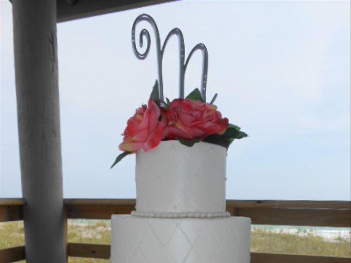 Tmx 1416348541574 Dscn1586 Destin, FL wedding cake
